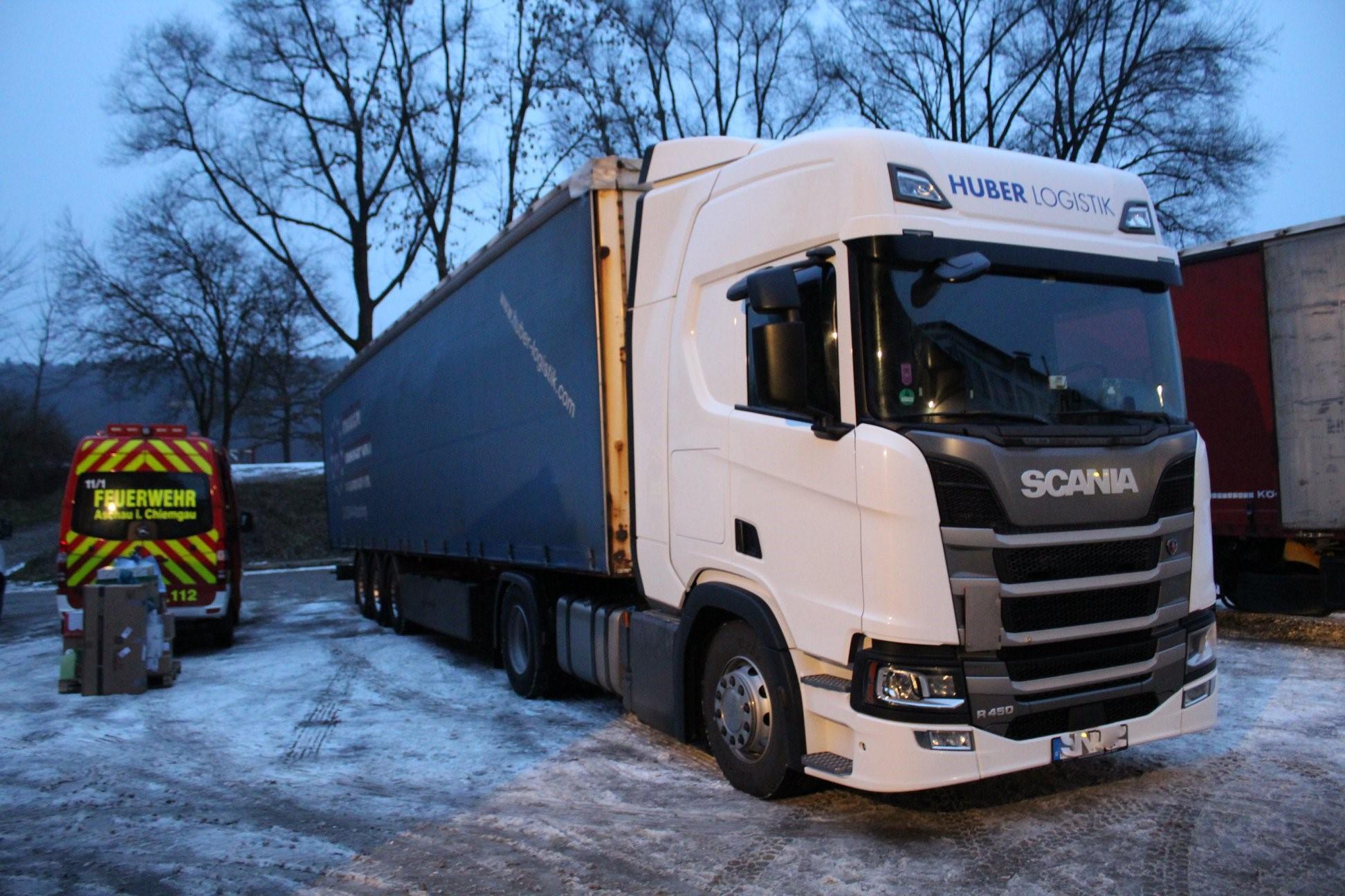Mit vielen Spenden unterwegs nach Kroatien… - Huber Logistik